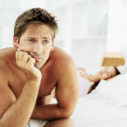 disturbi sessuali della coppia e prostatite
